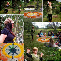 2014 Mullumbimby Living Community Festival Collage