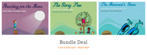 Bundle deal 3 Story Tree Cds image