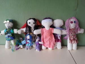 Chrysalis dolls