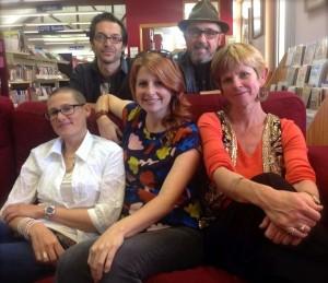 Glennie School authors pics Aug 2014