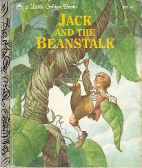 Jack and B Golden book