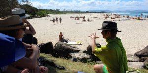 Jenni Cargill-Strong tells caldera story hand up small
