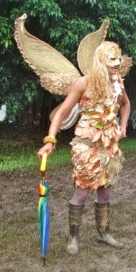 Fairy in the mud Kids Festival, Woodford Folk Festival 2010-11