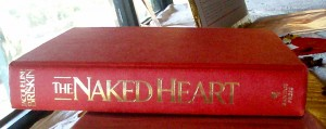 THe naked heart spine view