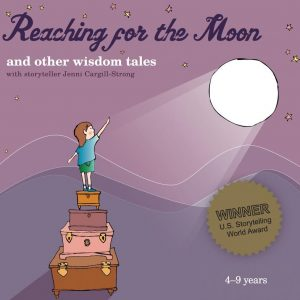 Reaching for moon winner award