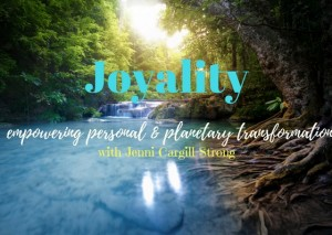 Sacred water image Joyality Circle Oct 2017 with Jenni C-S