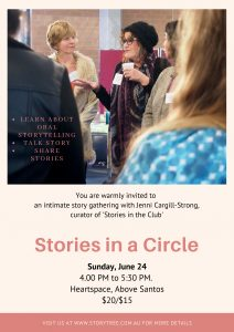 Stories in a Circle June