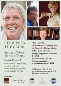 Stories in the Club-poster-OCT