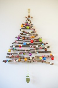 Xmas tree sticks