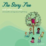 The new 'Story Tree and other nature tales' CD due 20 Dec