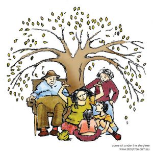 Storytree illustration