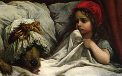 ReWilding Red Riding Hood