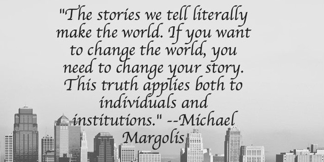 Story Quote Change The World Storytree Jenni CargillStrong Best Quotes About Stories